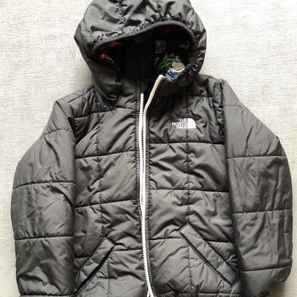 be02153af North Face Toddler Boys' Reversible Perrito Coat